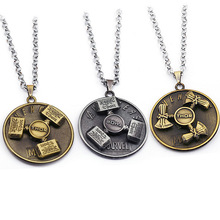The avengers alliance thor hammer mobile necklace for man quake Pendant ornament kids and gifts