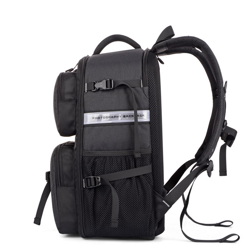 High Quality Waterproof Multifunctional DSLR SLR Camera Backpacks Photography Accessories Bag Video Case For Nikon Sony Canon профессиональная цифровая slr камера nikon d3200 18 55mmvr