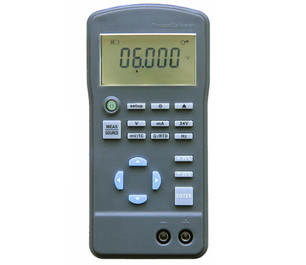 4-20mA 0-10V Signal Generator Process Calibrator Current Voltage tester and output 4 20ma signal generator 24v current and voltage transmitter calibrator signal source 0 10v constant current source simulation