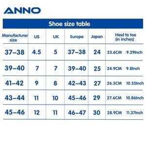 Image 2 - ANNO медицинские башмаки с ремешком, безопасные тапочки медсестры, Антистатическая Хирургическая Одежда для ног для женщин и мужчин, нескользящая обувь