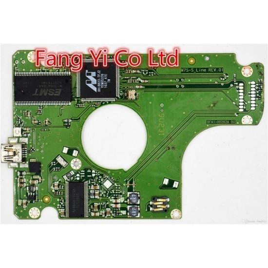 Бесплатная доставка usb 2.0 жестких дисков печатной платы для samsung/Логика Совета/Бортовой Номер: BF41-00282A M7S-S ЛИНИИ REV.01/HM3221X, HM50