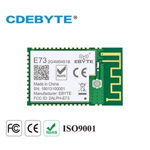 Image 1 - E73 2G4M04S1B رقاقة SMD nRF52832 2.4Ghz 2.5mW IPEX PCB IoT uhf جهاز إرسال واستقبال لاسلكي بلوتوث Ble 5.0 rf جهاز استقبال مرسل