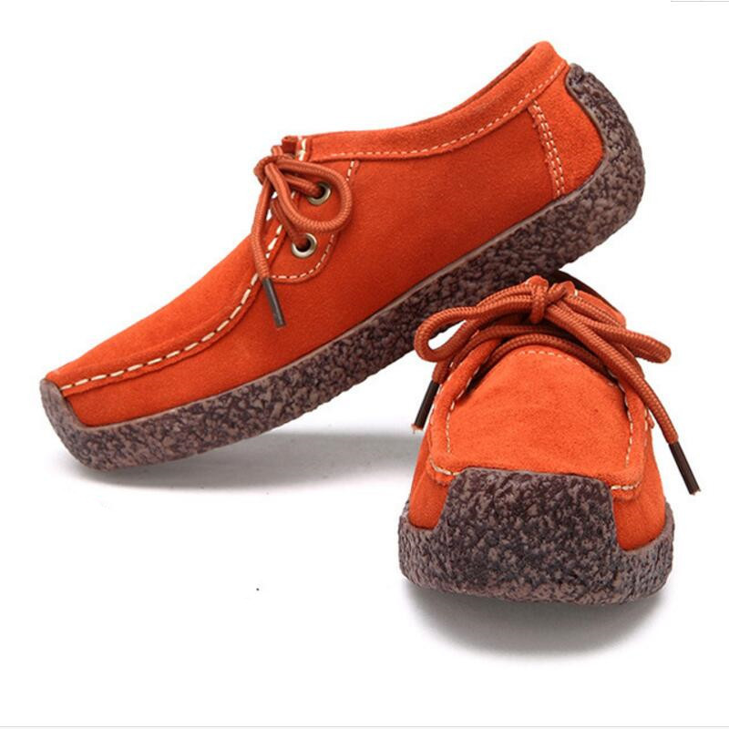 Up Femmes Rasmeup Fur Cuir Casual Femme Orange Véritable Mocassins De Mode En yellow red Concis Appartements black Fur brown With Bateau blue Chaud Chaussures Confortable Fur Fur orange black brown Fur Fur Lace red yellow Sneakers blue 0FwI0