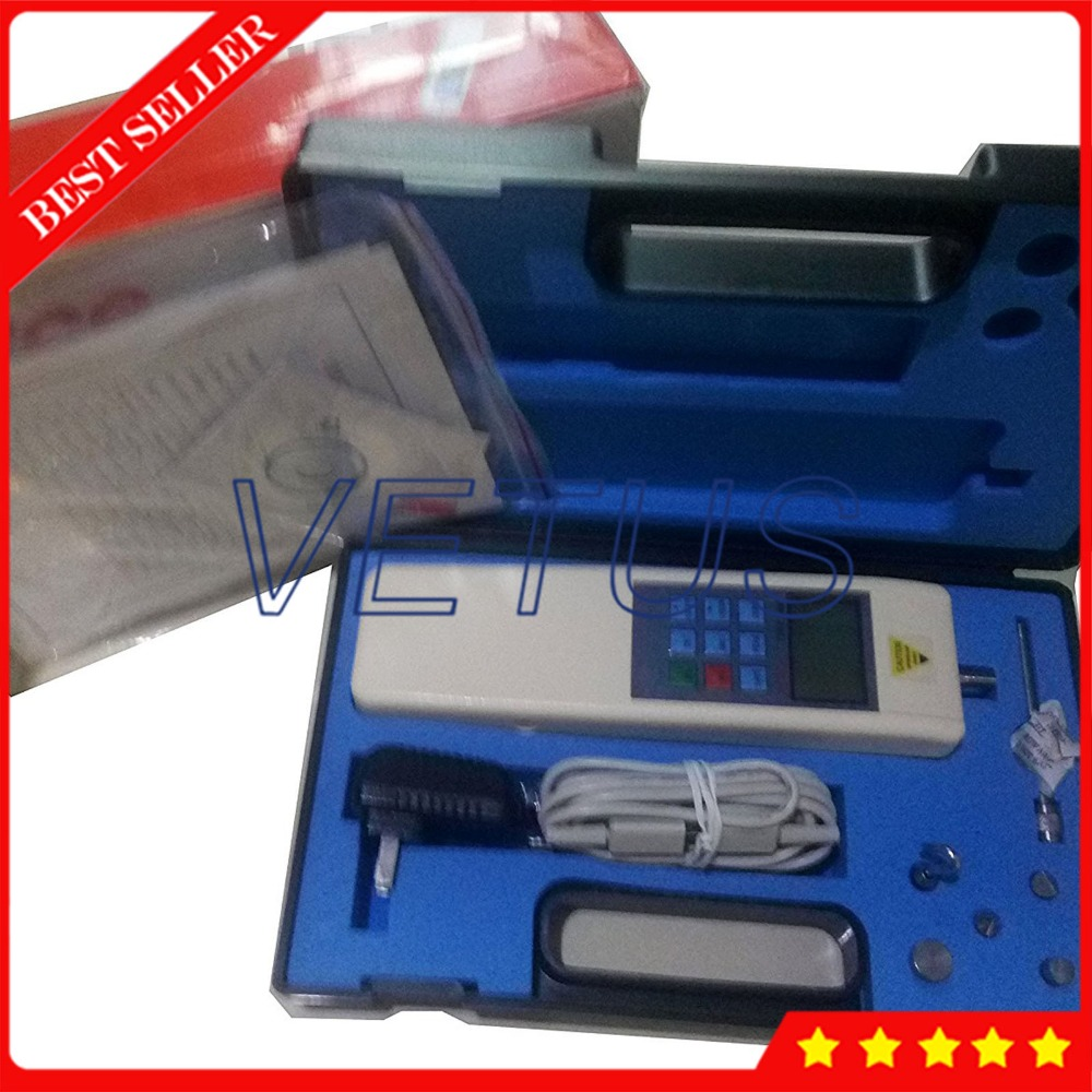 HF-100 Digital force gauge 100N Handheld Gage Tools Equipment Digital dynamometer low frequency laser pulse rhinitis treatment anti snore apparatus sinusitis nose therapy massage health care allergy reliever