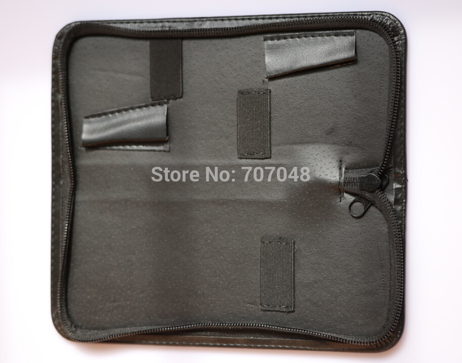 Professional barber hair scissors bag scissor bag scissor case