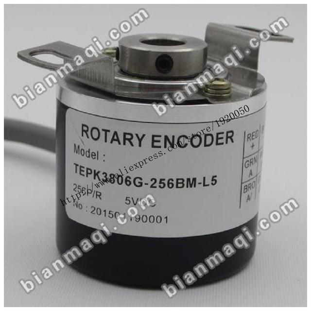 Punto PK3806G-256BM-L5 38mm256 Apertura 8mm diámetro exterior del codificador rotatorio