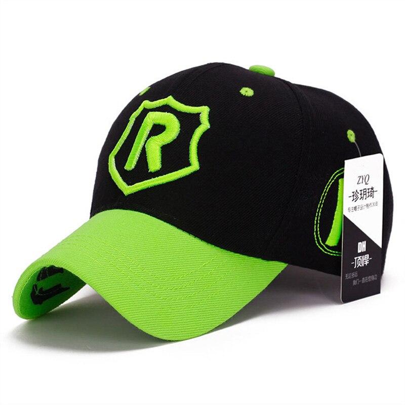 Весна R Бейсболки для женщин женское платье Шапки унисекс шапки мода лето Хип-хоп шапки осень Для мужчин шляпа 3D Вышивка письмо лоскутное