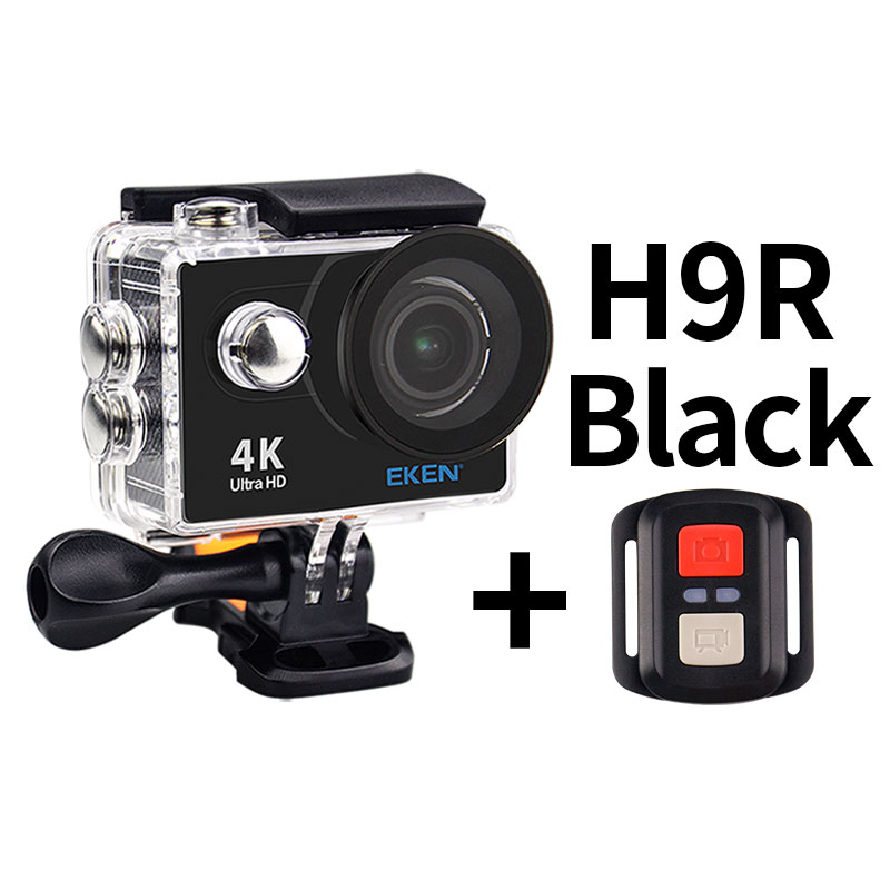 Original EKEN H9 / H9R Ultra 4K HD Wifi Action Camera waterproof 170D 1080p 60FPS underwater go underwater extreme pro sport cam original eken action camera eken h9r h9 ultra hd 4k wifi remote control sports video camcorder dvr dv go waterproof pro camera