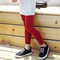 16 Colors New Arrival Candy Color Stretch Girls Pants Cultivate Morality Children Kids Leggings For Baby Clothing