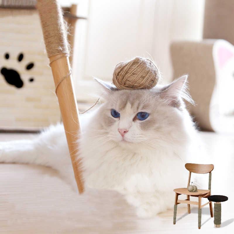 50m Natural Jute Rope Cat Scratching Post Toys Diy Cat Climber Cat Scratcher Desk Feet Protector Binding Rope Pet Supplies 2mm