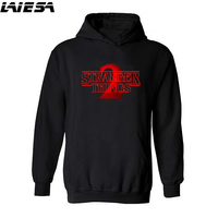 LIESA Hoodies Stranger Things Eleven Hoody Men Hoodie Women Sweatshirts Oversized Autumn Winter Sweatshirt Hip Hop