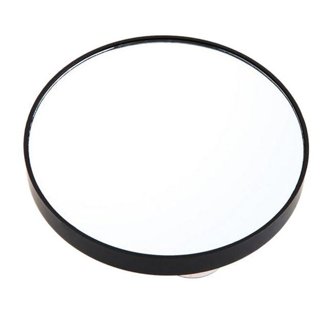 15X miroir de maquillage boutons Pores miroir grossissant avec deux ventouses outils de maquillage rond Mini miroir grossissement