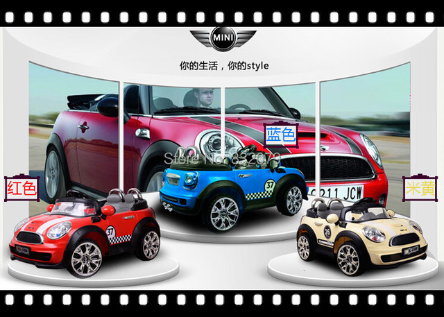 Free Shipping Battery Plastic Whole Children Toy Car Made In China New Newest Remote Control Baby