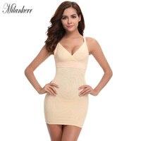 High Quality Shapers Women Control Slips Trainer Waist Slimming Body Shaper Underwear Ladies Shapewear Bodycon Dress