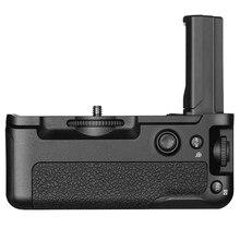 소니 알파 a9 a7iii a7riii 디지털 slr 카메라에 대 한 Vg C3Em 배터리 그립 교체 1 pcs Np Fz100 배터리와 함께 작동