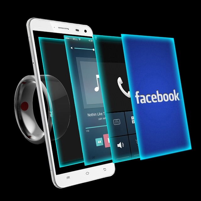 New Smart Ring NFC Wear Jakcom R3 New technology Magic Finger Smart NFC Ring For Android Windows NFC Mobile Phone 4