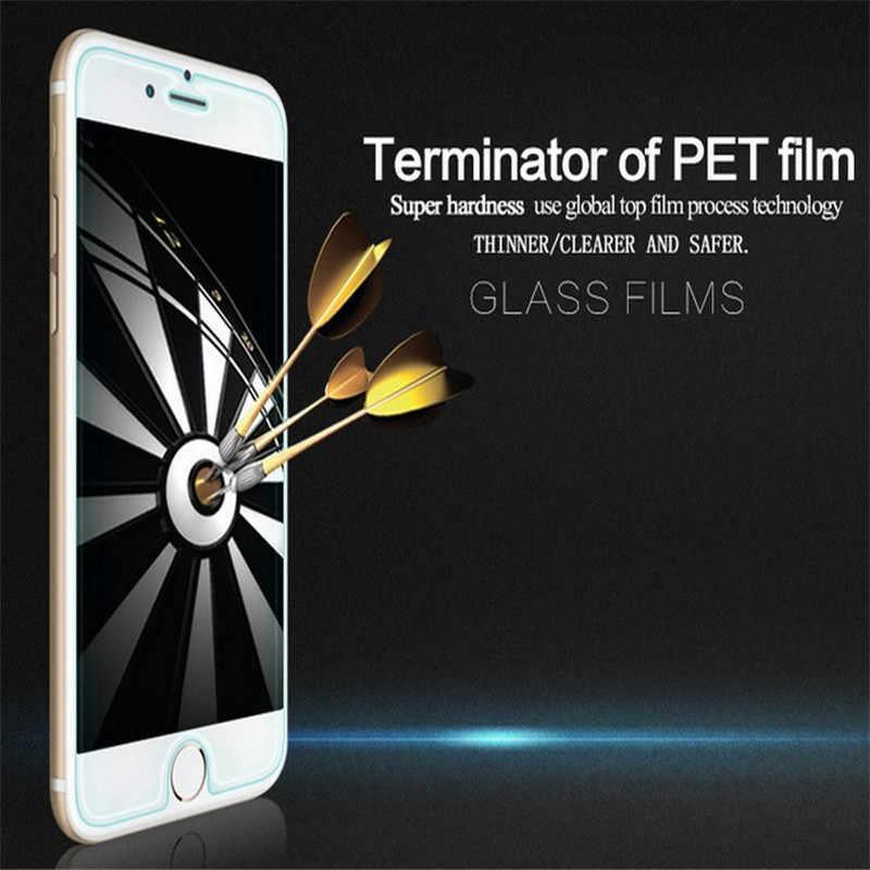 الزجاج المقسى لسامسونج غالاكسي J1 الآس J110H J110F شاشة حامي لسامسونج J110 واقية الزجاج فيلم pelicula دي vidro