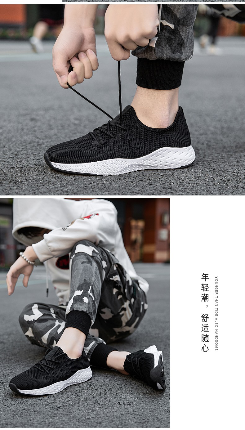 Classic Unisex Sneakers Fashion Mesh Breathable Men's Casual Shoes Outdoor Walking Jogging Shoes Zapatillas Hombre Size 49