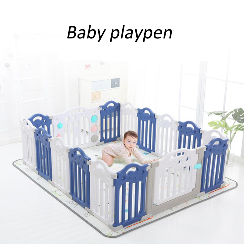 Children's Playpens Baby Fencing Kids Dry Ball Pool Game Gym Play Yard Safety Barriers For Children Indoor Educational Activity