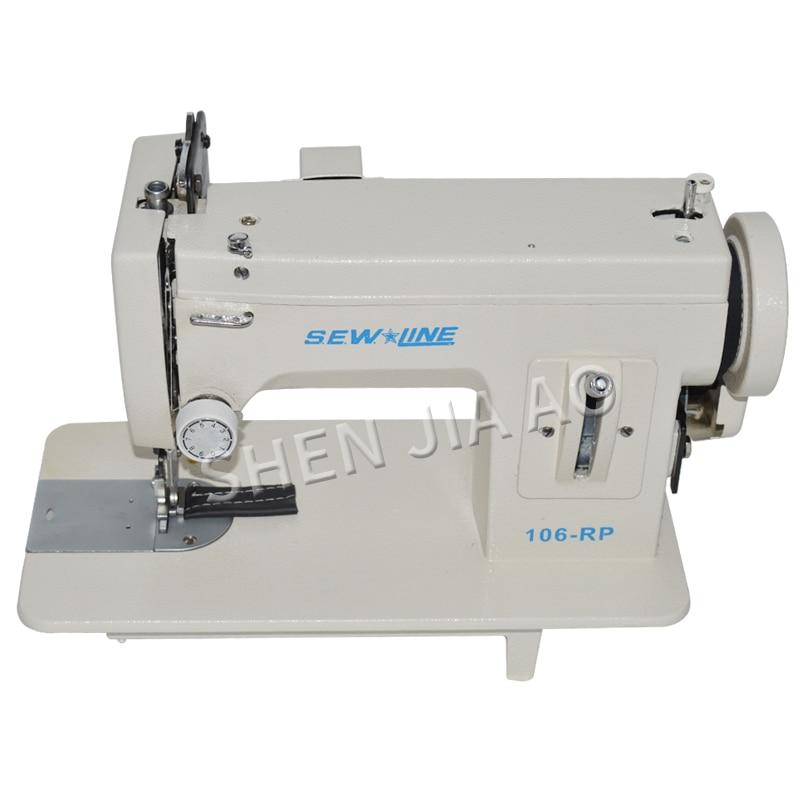 1 pc 106-RP machine à coudre couture synchrone entraînement épais toile cuir peau épaisse machine à coudre