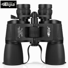 BIJIA 10 120X80 grossissement élevé longue portée zoom chasse télescope grand angle professionnel jumelles haute définition