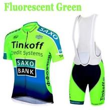 Прямые продажи с фабрики! SaxoBank Тинькофф костюм Джерси для езды на велосипеде/Одежда для велоспорта быстросохнущая Велоспорт дышащая велосипедная спортивная одежда