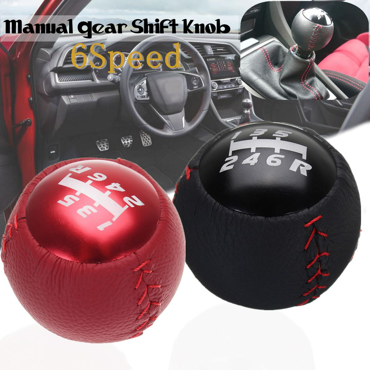 top 9 most popular civic type r shift knob brands and get