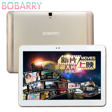 10.1 inch  BOBARRY S106 4G LTE Android 6.0 tablet pc octa core 4GB RAM 128GB ROM 5MP IPS Tablets computer MT6592
