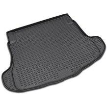 Для Honda CRV 3 2011-2007 автомобильный коврик для багажника элемент NLC1815B13