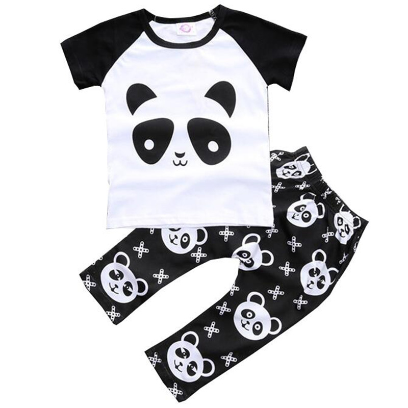 Spring Summer Baby Clothes set Boy clothes Kids t shirt+pant suit Baby Girl Clothes Newborn Infant Summer Clothings 2pcs set cotton spring autumn baby boy girl clothing sets newborn clothes set for babies boy clothes suit shirt pants infant set