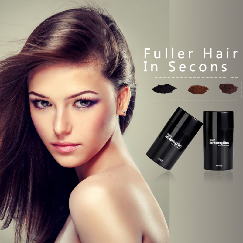 Beauty Spray Hair Thickening Powder Salon Beauty Makeup Puff