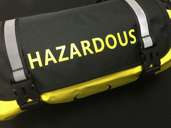 Tactical Bag HAZARDOUS Carry-On (9)