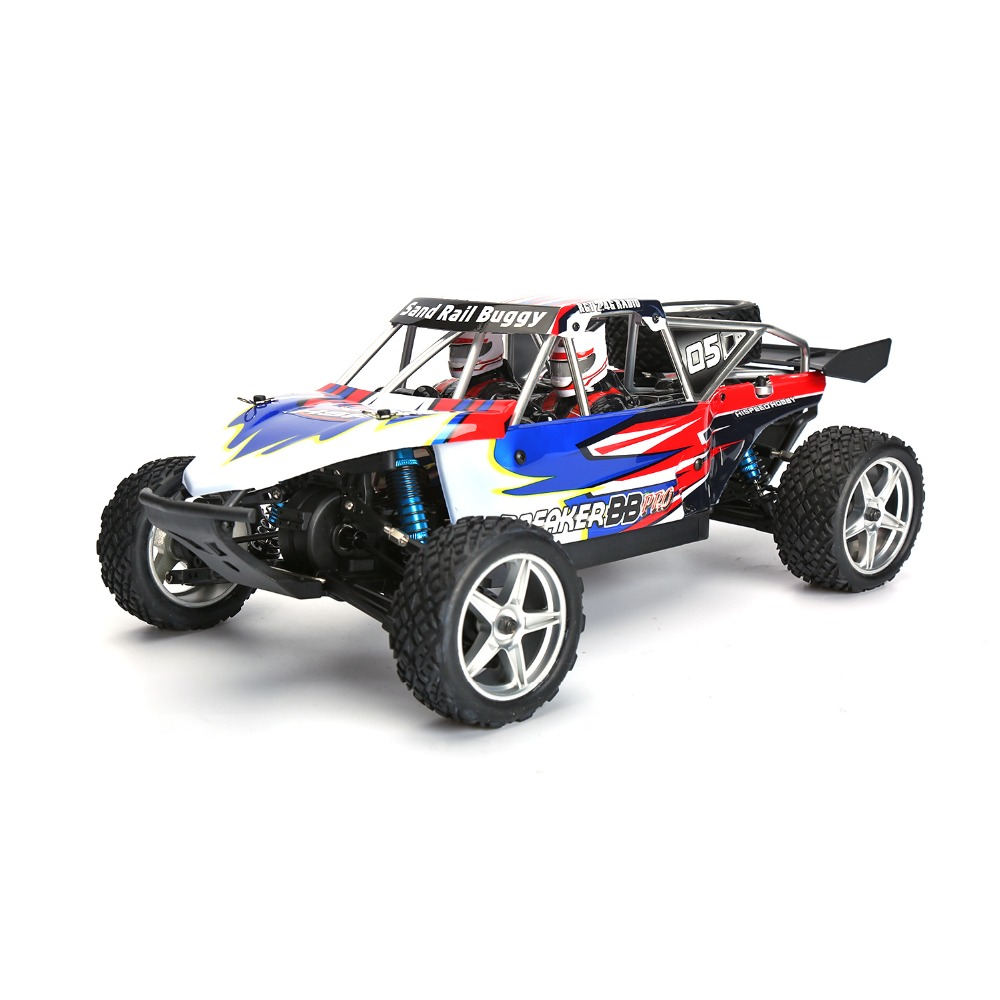 HSP 94202 PRO Rc Car 1/10 Scale 4wd Electric Power R/C Dune Sand Rail Buggy High Speed Off Road Remote Control Car Kids Toys