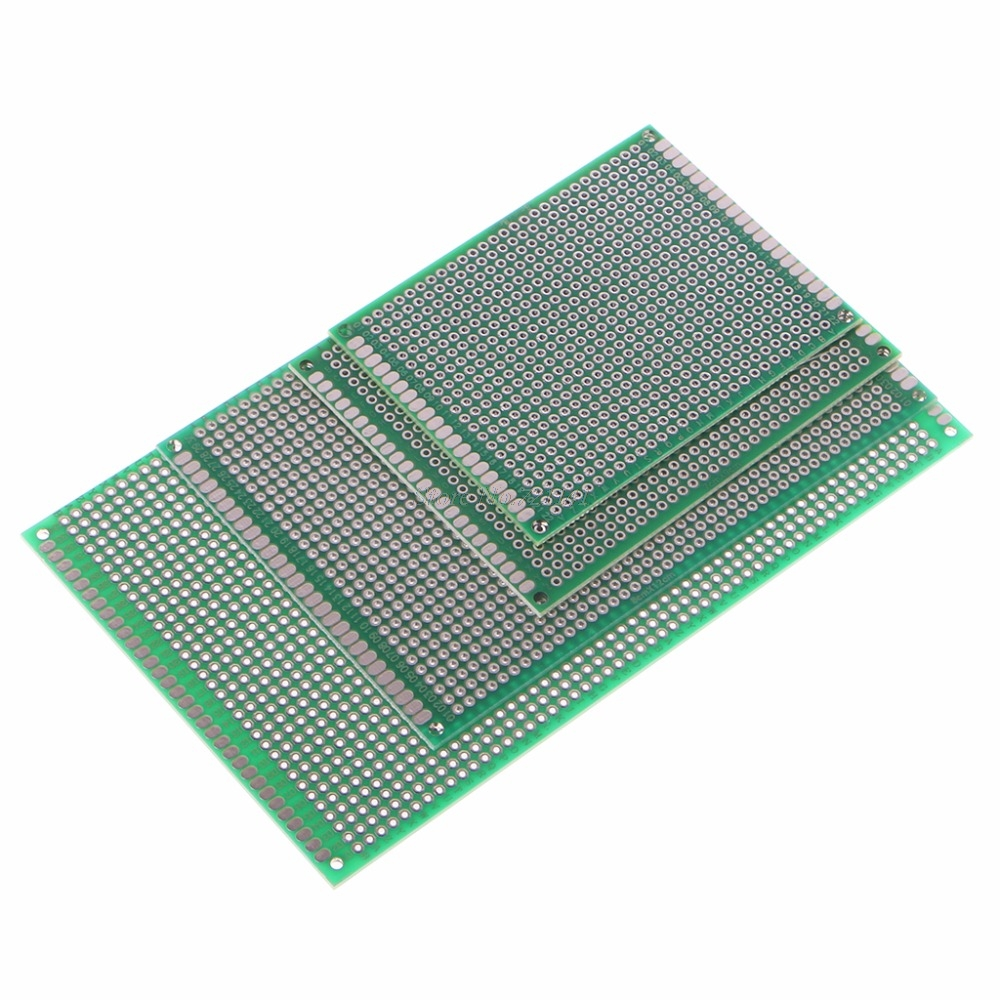 Buy 20pcs 57cm Single Side Prototype Circuit Board Air Conditioner Control Pcb Boardpcb Printed Supplier 4 Pcs Double Diy Universal Solder Coating 6x8 7x9 8x12 9x15cm