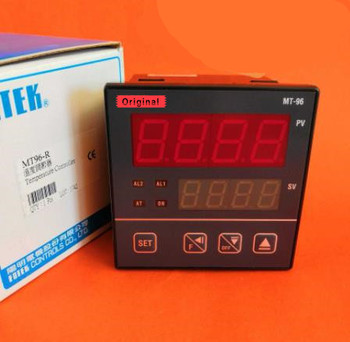 MT96-R Relay Output PID+Fuzzy Temperature Controller 100% New Original 96*96*80