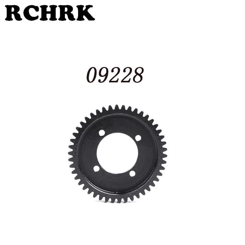 09228 46 T midden differentieel tanden geschikt voor RC auto SST bigfoot model auto accessoires Gratis verzending