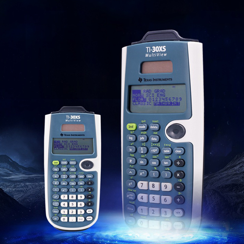 MultiView Advanced Scientific Calculator Calculating Instruments for Students Office XXM8 multiview advanced scientific calculator calculating instruments for students office xxm8