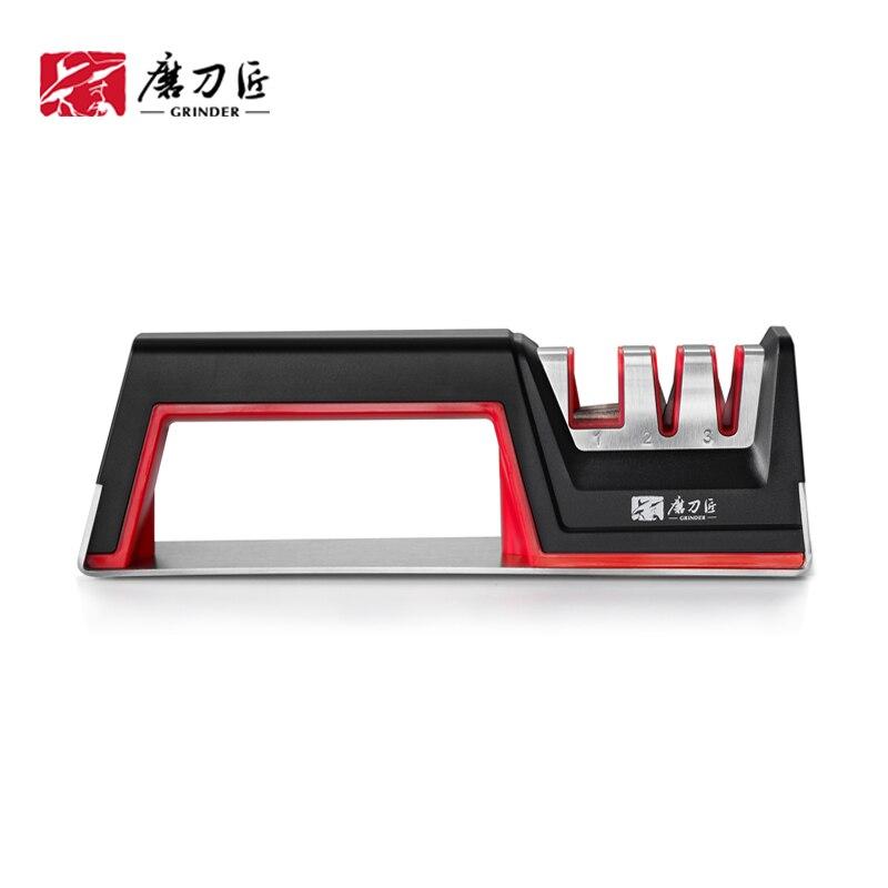 2017 nouveauté meuleuse carbure céramique cuisine couteau affûteuse apex affûtage Machines ciseaux outils afiador de faca TAIDEA
