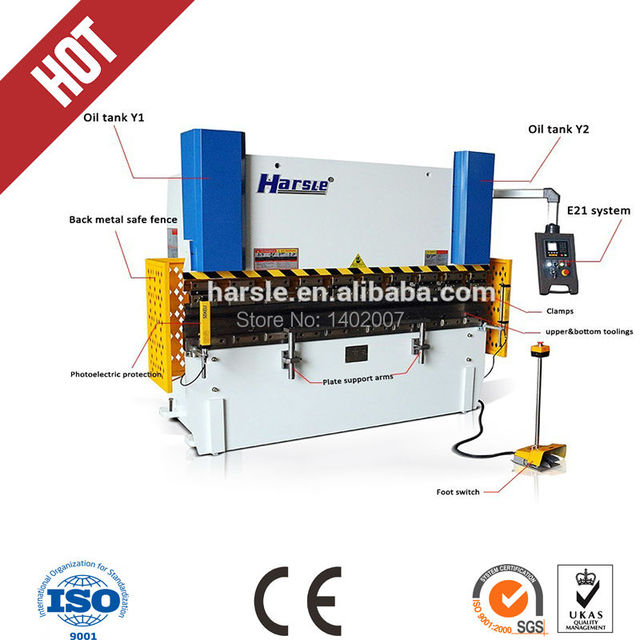US $8800 0 |DELEM system servo motor electro hydraulic synchronous cnc  press brake-in Bending Machinery from Tools on Aliexpress com | Alibaba  Group