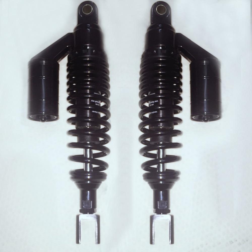 320mm 340mm 360mm 375mm fork Universal motorcycle Shock Absorbers for Honda/Yamaha/Suzuki/Kawasaki/Dirt bikes/ Gokart/ATV vacuum pump inlet filters f007 7 rc3 out diameter of 340mm high is 360mm