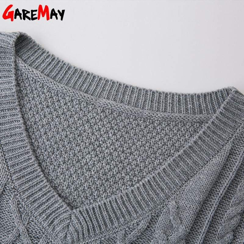 Սվիտեր կանայք ձգում են տրիկոտաժե - Կանացի հագուստ - Լուսանկար 5