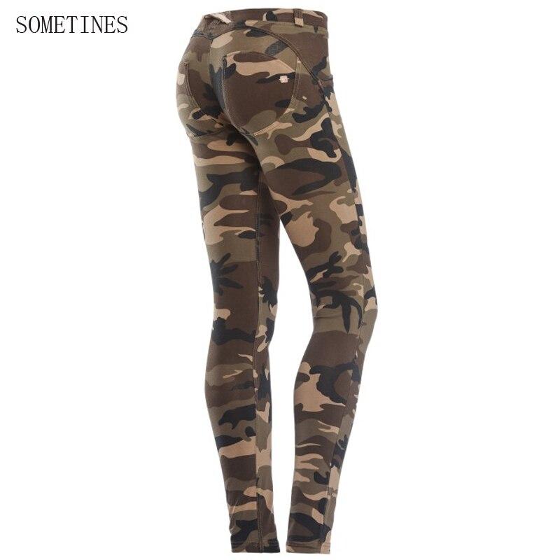 DUCTJOE Leggings Per Le Donne Pesca Fianchi Sottili Pantaloni di Fitness Ghette Delle Donne Camouflage Scarni Delle Ghette Sexy Allenamento Casual Leggings