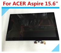 15.6LCD Display Touch Screen Digitizer Assembly For Acer Aspire M5 583P 6637