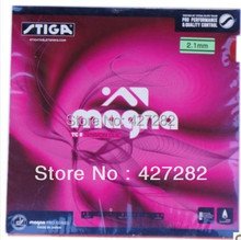 Original Stiga MAGNA TC II (MAGNA TC 2) table tennis rubber for table tennis rackets Guo yue used racquet sports pingpong