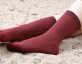 2016 Recién Llegado de Atracción Magnética Calcetines Calentamiento Espontáneo Calcetines Para el Tobillo Del Pie Cuidado de La Salud Calefacción Natural Sin Electricidad