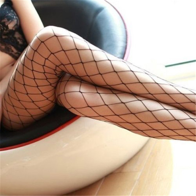 Lace Black Mesh Fishnet