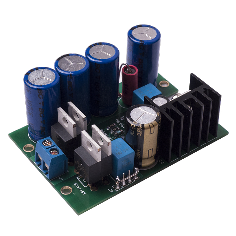 ФОТО L.K.S LT3042 low-noise high-precision power supply module CLC filter circuits  Ultra-low noise 0.8uVrms LT3042 current source