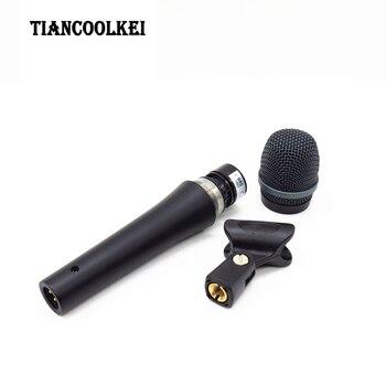 Качество E945 E935 Профессиональный динамический супер кардиоидный вокальный проводной микрофон с микрофона microfono Майк 945 микрофон для karaok