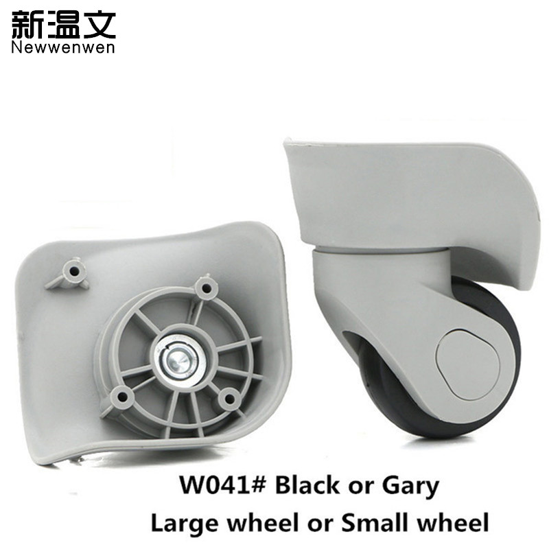 Replacement Luggage Wheels Repair Trolley Suitcase Accessories Travel Luggage wheels for suitcases W041