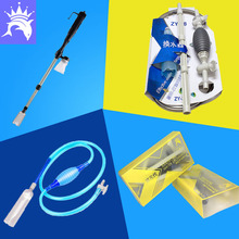 1pcsAquarium Water Change Pipe BY28 Vacuum Cleaner Absorber Aquarium Changer Accessories